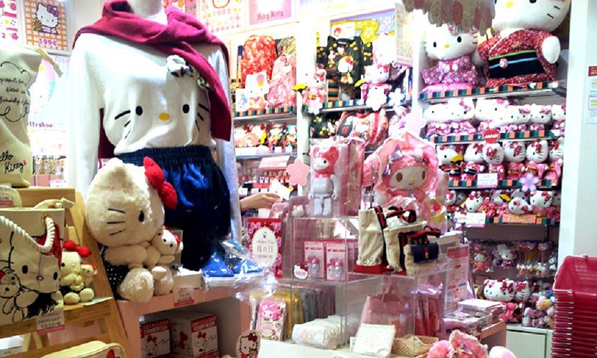KittyLand perto de Shinjuku