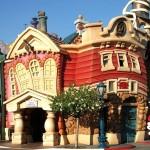 Estados Unidos: Disneyland Park em Los Angeles