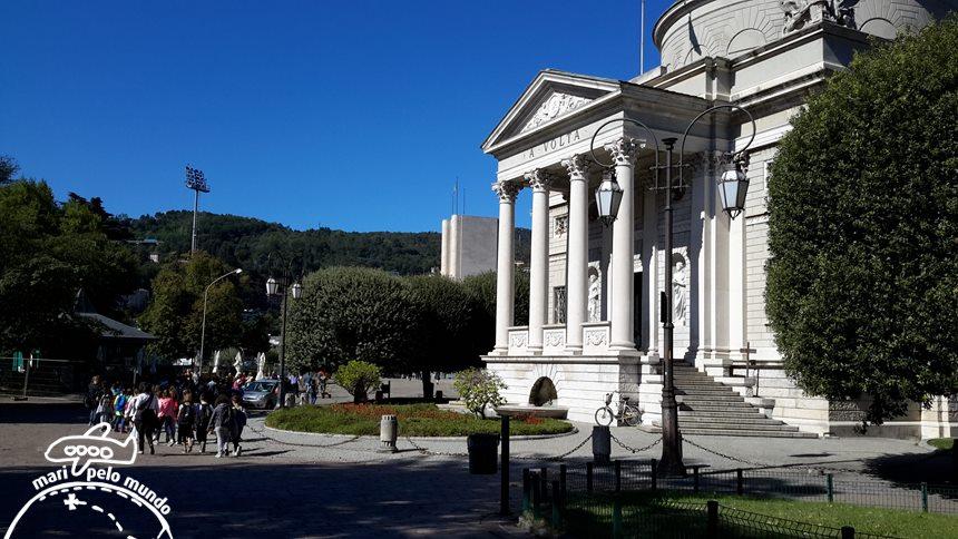 Monumento a Alexandre Volta