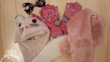 Roupas de inverno para crianças