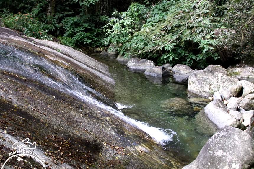 Cachoeira Tres Bacias