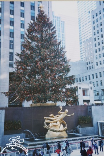 Rockfeller Center - Arvore de Natal