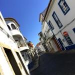 A pequena grande Coruche em Santarém, Portugal