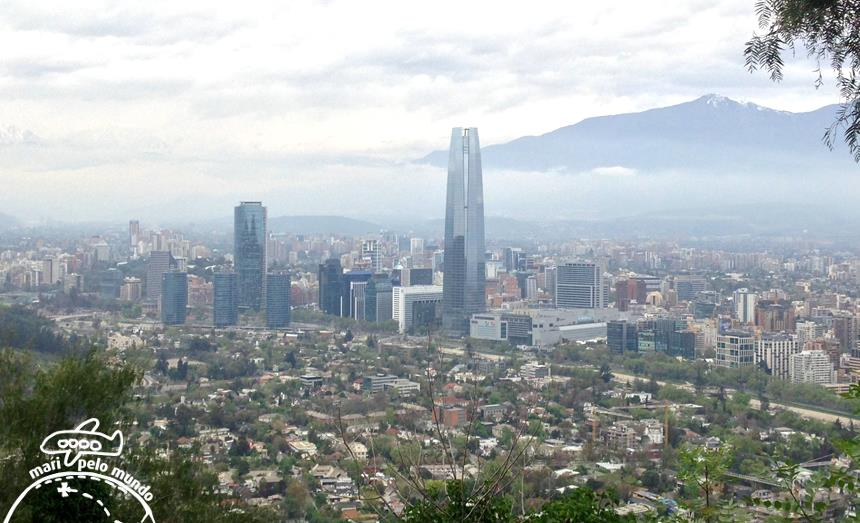 Sky Costanera - Santiago