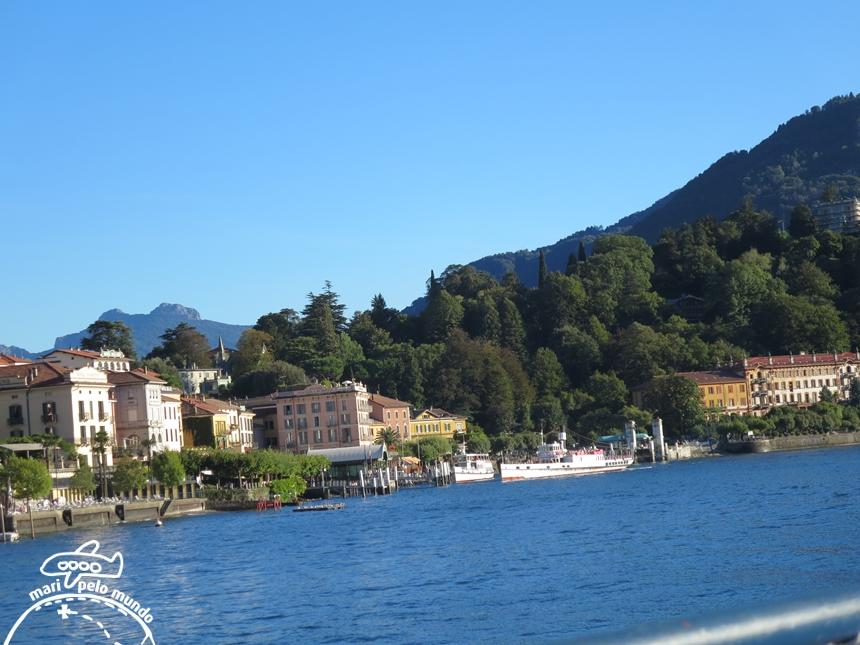 De Varenna para Bellagio
