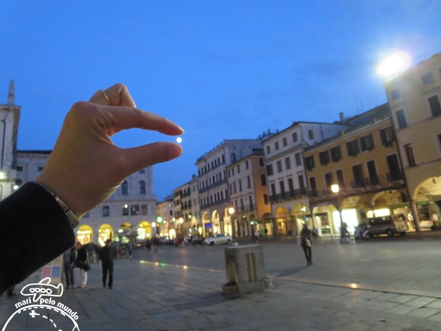 Padova a noite