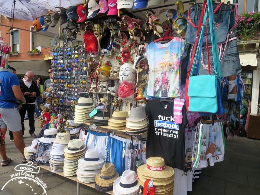 Lojas em Veneza