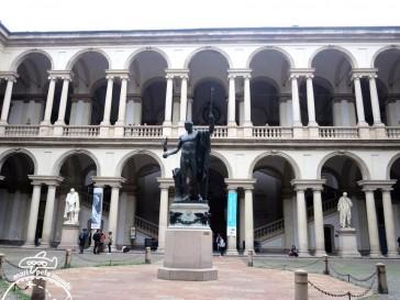 O Palácio de Brera e Napoleão