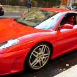 Como fazer um Test Drive Ferrari na Itália