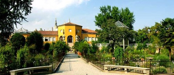 Jardim Botânico de Padova