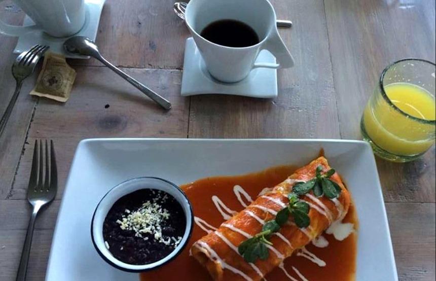 Café da manhã Mexicano