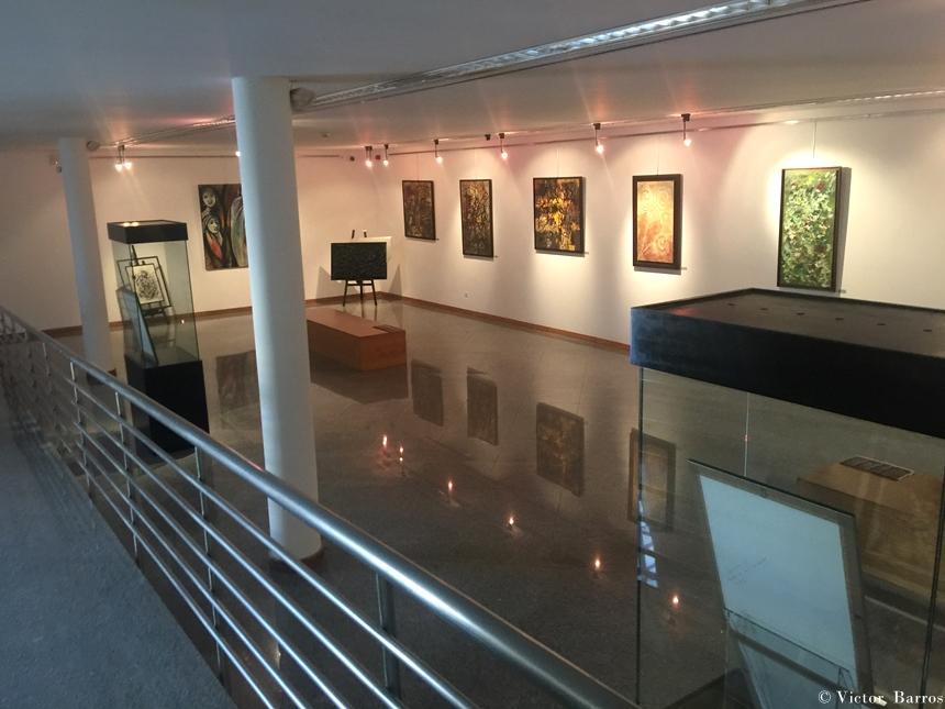 Exposição de artes