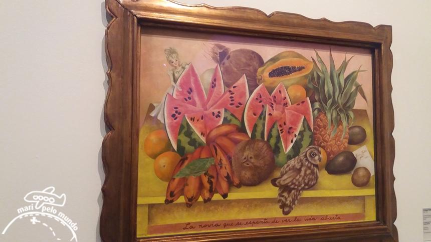 Obra de Frida Kahlo