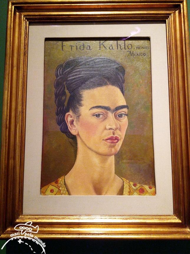 Frida Kahlo - Auto Retrato