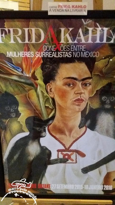 Frida Kahlo - Mulheres Sorrealistas no México