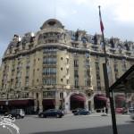 Hotel Lutetia em Paris: Como era