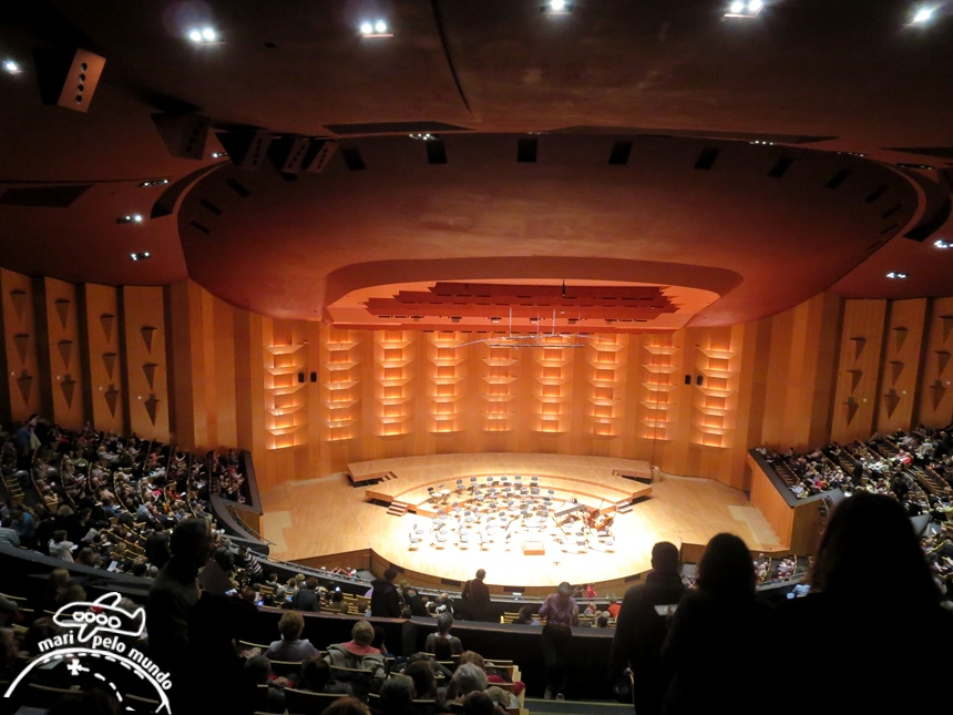 Auditorium Orchestre National de Lyon