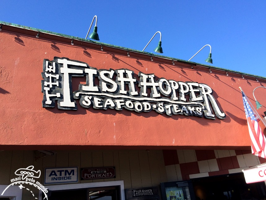 Fish Hopper