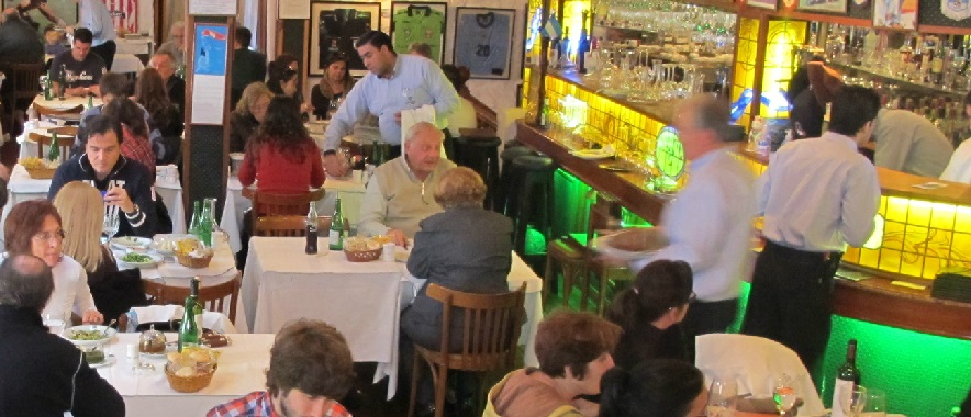 La Brigada - Restaurante Argentino em San Telmo