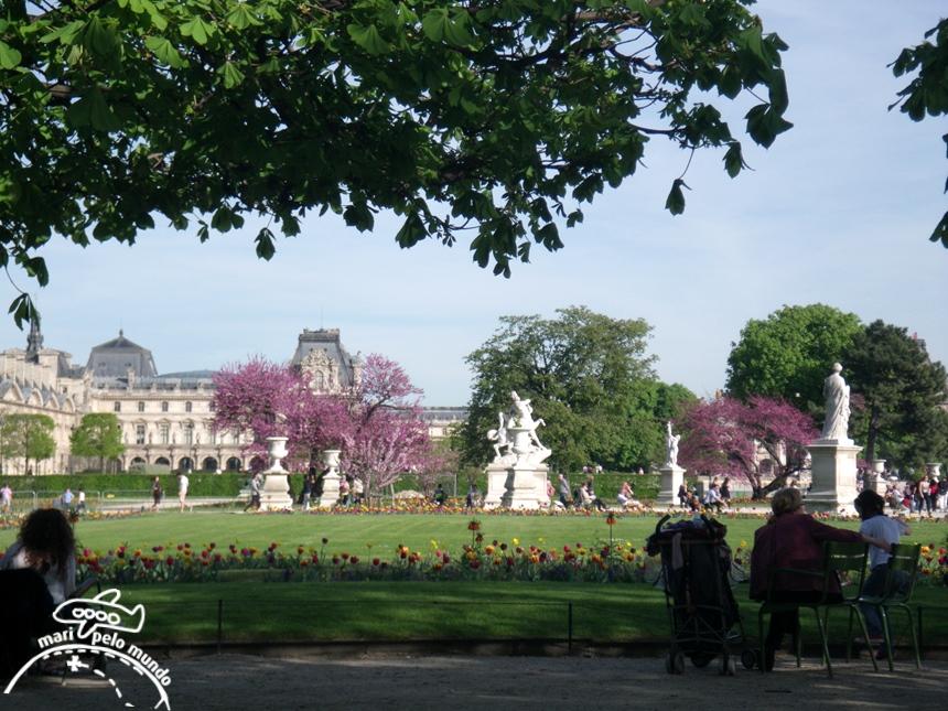 Louvre e Jardim