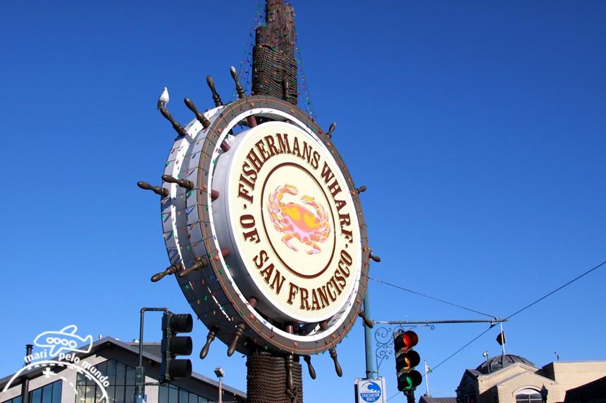Roteiro em São Francisco - Fisherman s Wharf