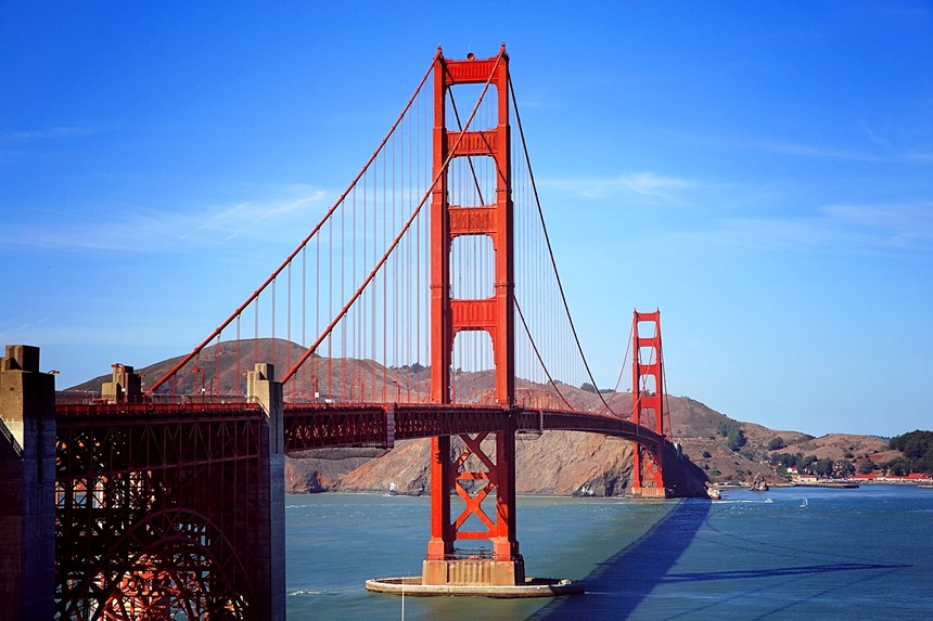 Golden Gate - foto divulgação