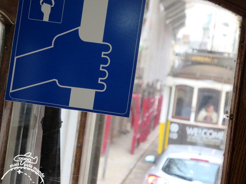 Passeio de Bonde em Lisboa