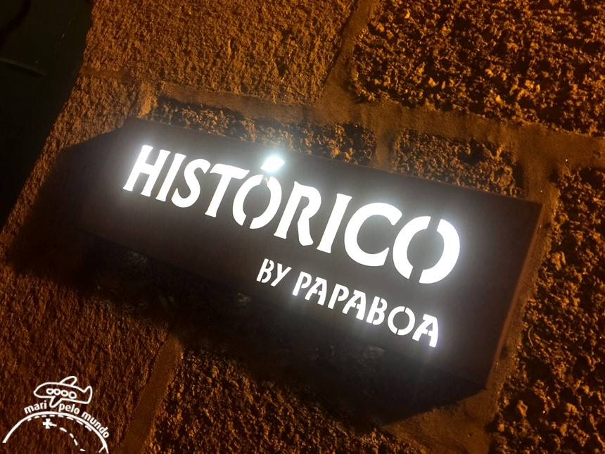 Histórico by Papaboa