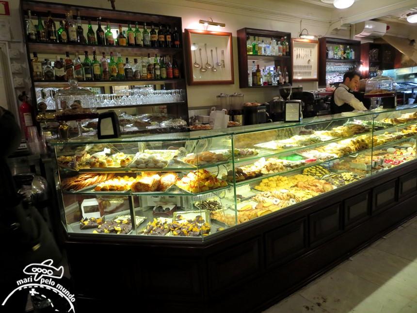 Pastelaria Benard em Lisboa