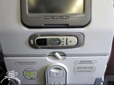 internet no avião