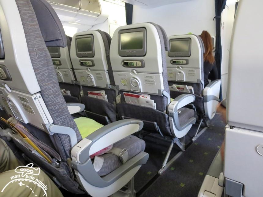 Internet no avião funciona?