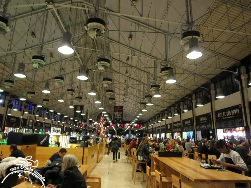 Mercado da Ribeira - Time Out