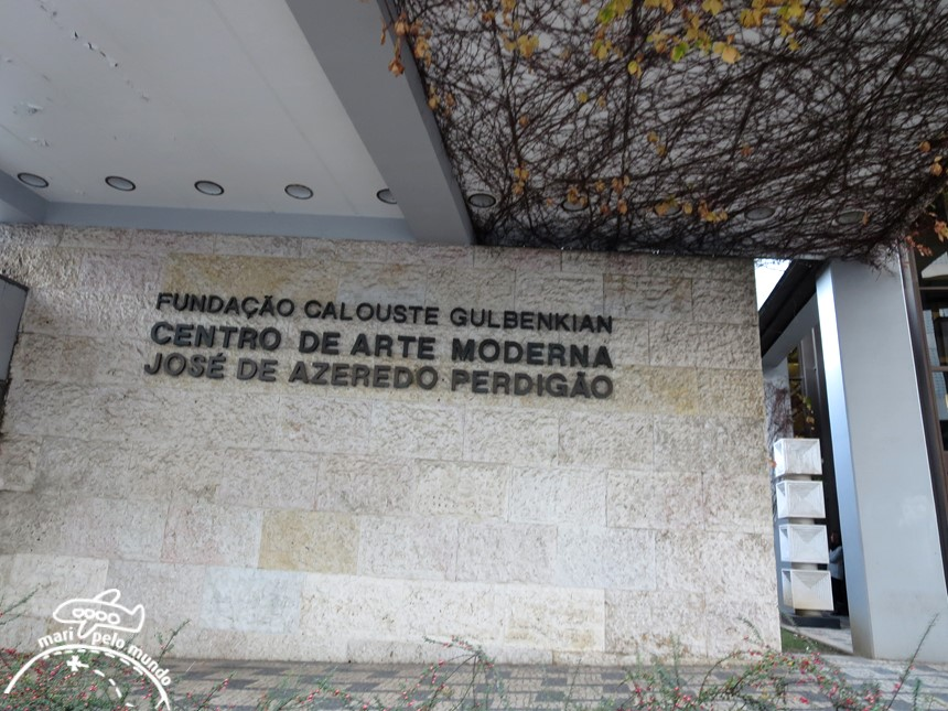 Centro de Arte Moderna Calouste Gulbenkian