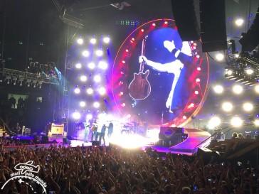 Queen no Ginasio do Ibirapuera - Setembro de 2015