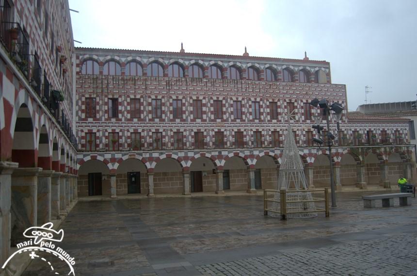 Badajoz Praça Alta