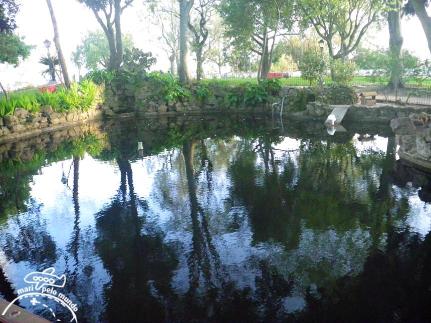 Evora - Jardim Público de Évora