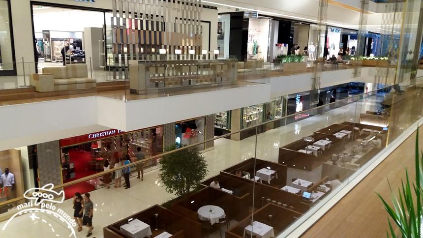 Hall e Restaurante