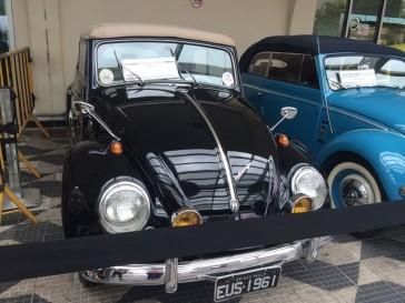 Encontro de Fuscas e Carros Antigos