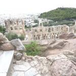 Grecia: Álbum de fotos da Acrópole de Atenas