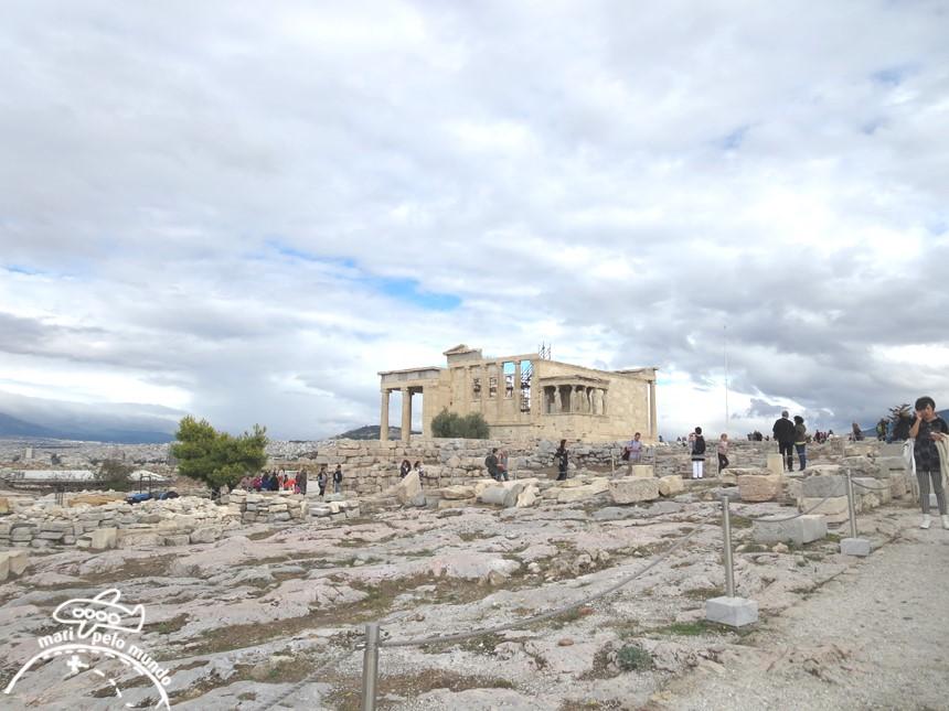 Vista da Acrópole