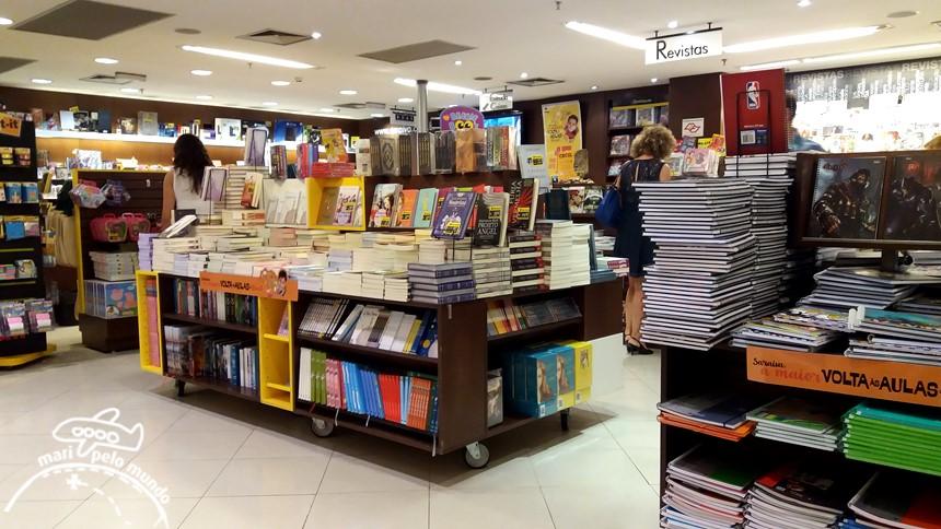 Shopping Vila Olimpia - Livraria Saraiva (5)