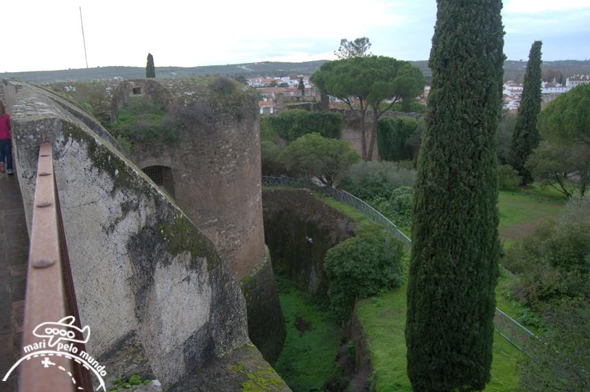 Fosso do castelo