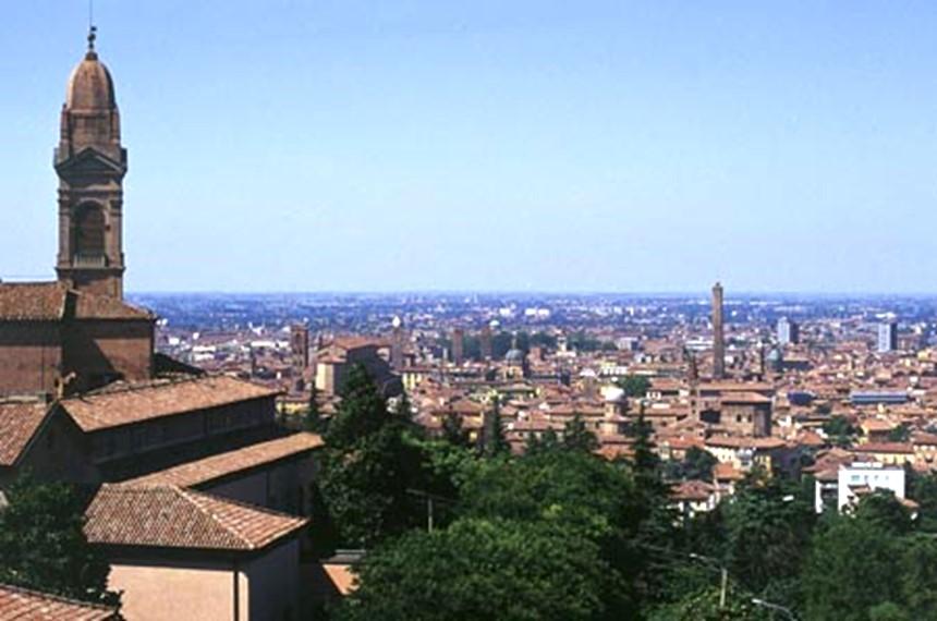 Bologna - Vista da cidade