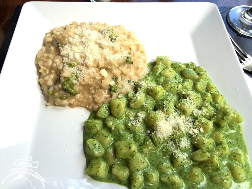 Festival della Pasta - menu degustação
