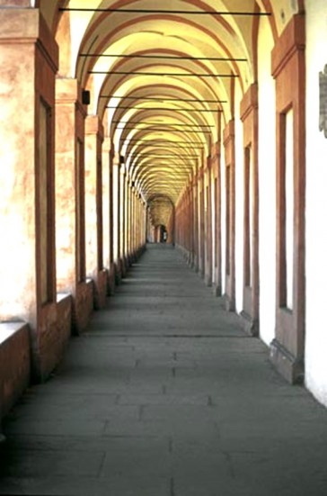 Bolonha - Portico de San Luca