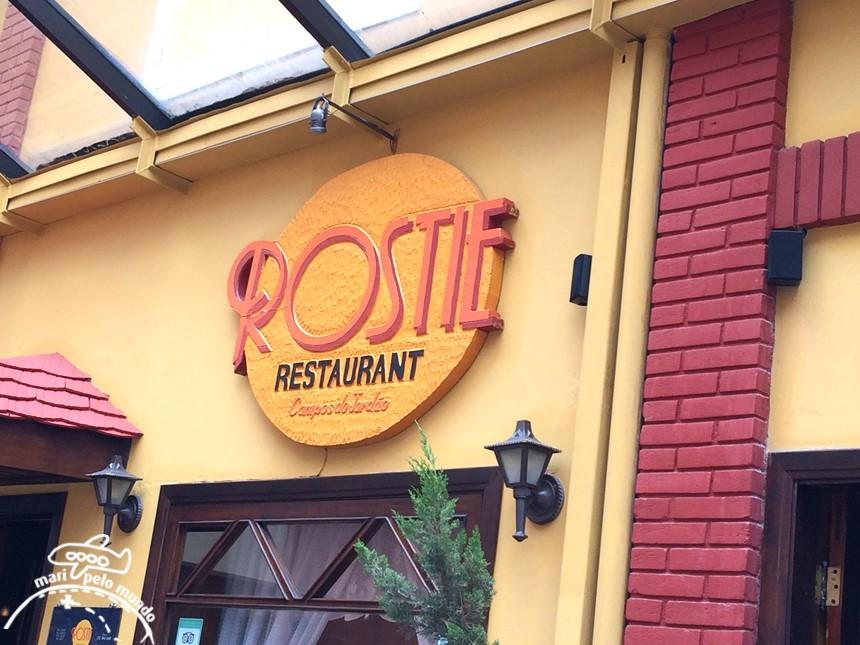 Rostie restaurante