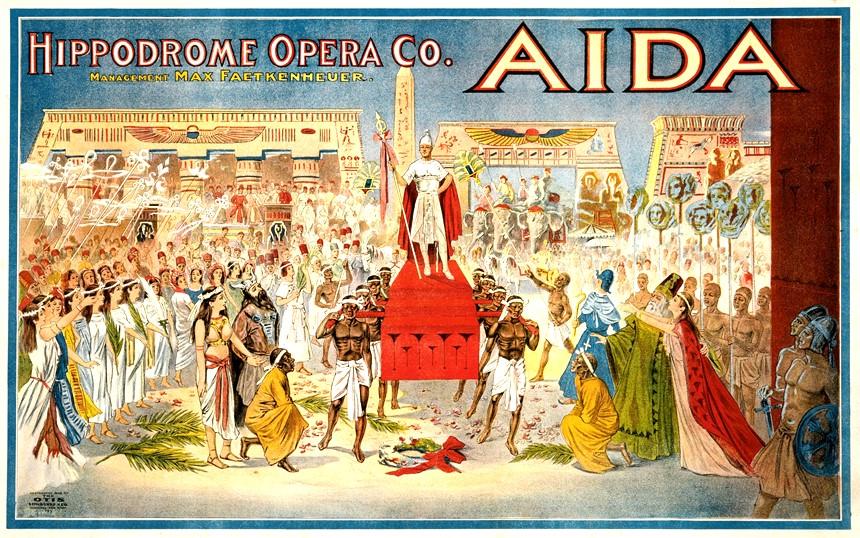 Aida - Opera de Giuseppe Verdi
