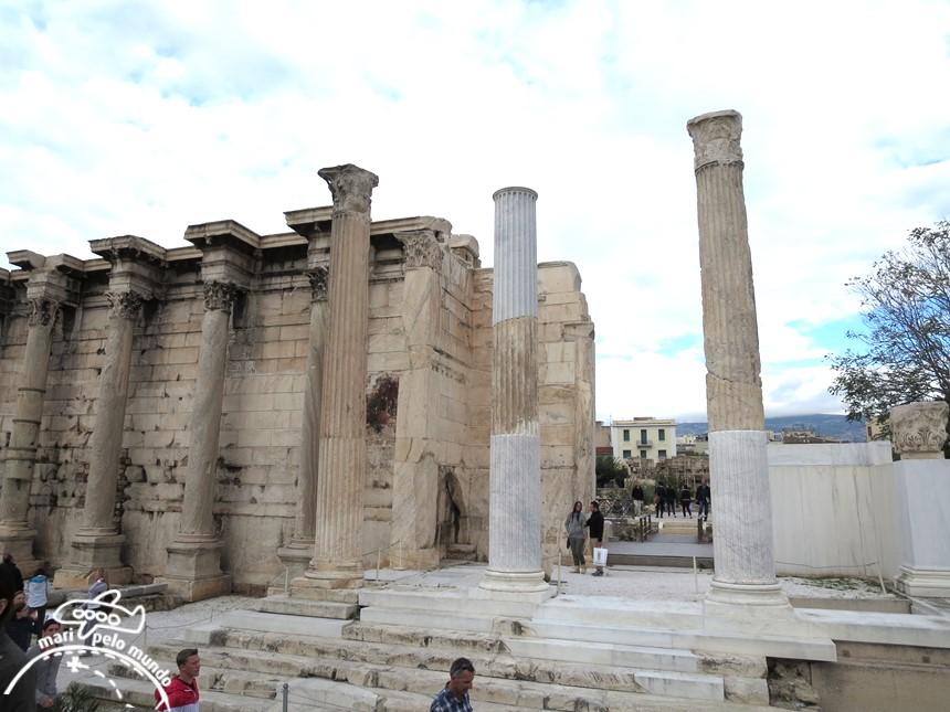 A Biblioteca de Adriano