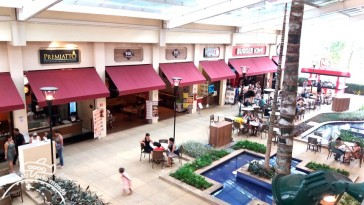 Boulevard no The Square Open Mall