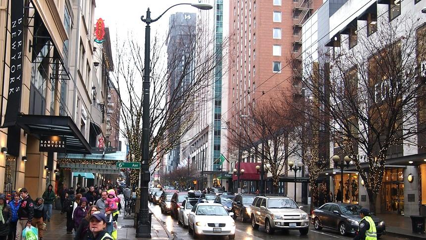 Centro de Seattle